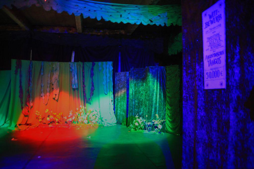 Willkommen bei der Tango-Theater-Werkstatt